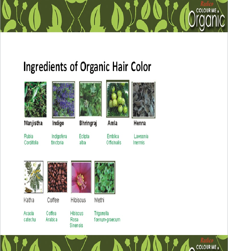 Color me organic