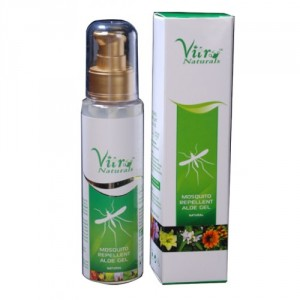 Vitro Mosquito Repellant Aloe Gel