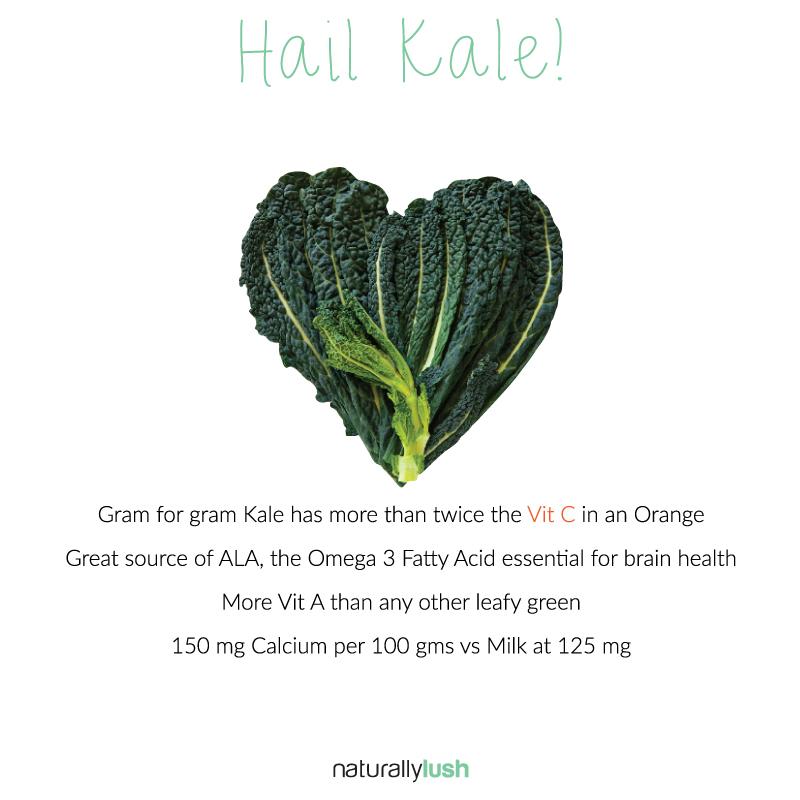 Hail Kail - Minimal