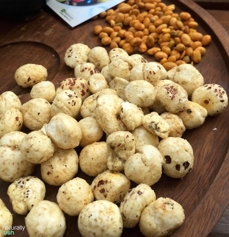 Masala Foxnuts